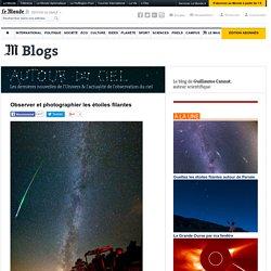 Observer et photographier les étoiles filantes