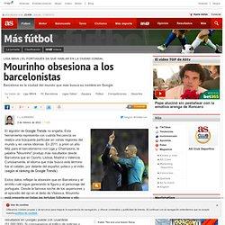 Mourinho obsesiona a los barcelonistas - Liga BBVA