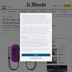 L'UFC-Que choisir porte plainte contre Nintendo pour obsolescence programmée - Le Monde - 22/09/20