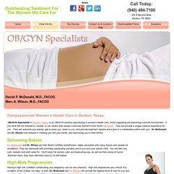 High Risk Obstetrician & Diagnostics