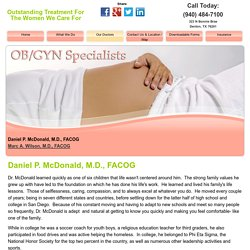 Obstetrician & Gynecologist