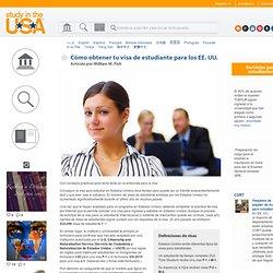Cómo conseguir tu visa de estudiante - StudyUSA.com - Study in the USA