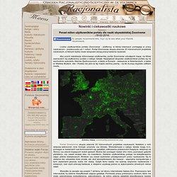 Ponad milion użytkowników portalu dla nauki obywatelskiej Zooniverse