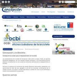 Ciclovías en Concepción -Municipalidad