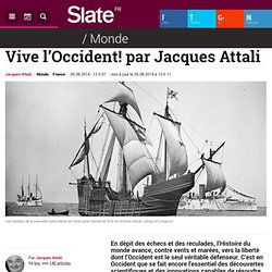 Vive l'Occident! par Jacques Attali