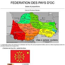 Occitània federala Oucitània federala Occitania fédérale