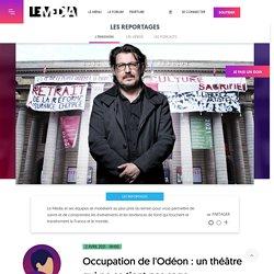 2 avril 2021 Occupation de l'Odéon : un théâtre qui ne se tient pas sage