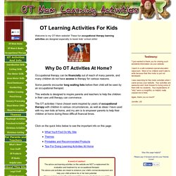 Fun Learning Activities To Enhance Your Child's School Skills