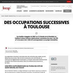 Des occupations successives à Toulouse