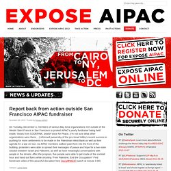 Occupy AIPAC! | Home