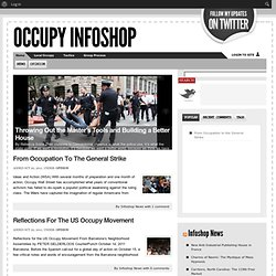 Occupy Infoshop