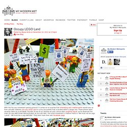 Occupy LEGO Land