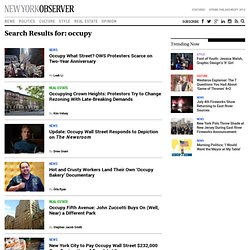 NewYorkObserver search occupy