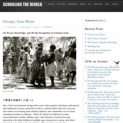 Occupy Your Brain