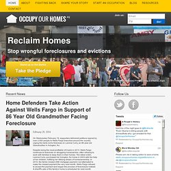 OccupyOurHomes