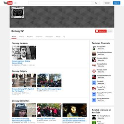 OccupyTV's Channel