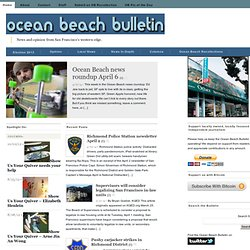 The Ocean Beach Bulletin