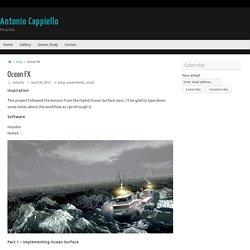 Ocean FX – Antonio Cappiello