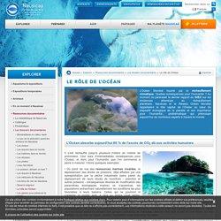 Le rôle de l'Océan par Nausicaa – Centre National de la Mer
