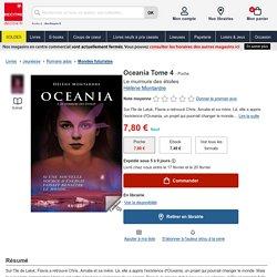 Oceania Tome 4. Le murmure des étoiles de Hélène Montardre