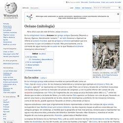 Océano (mitología)
