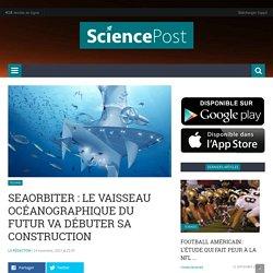 SeaOrbiter : Le vaisseau océanographique du futur va débuter sa construction
