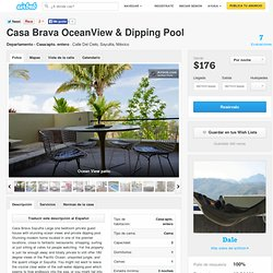 Casa Brava OceanView & Dipping Pool in Sayulita