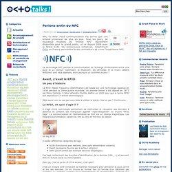 Parlons enfin du NFC