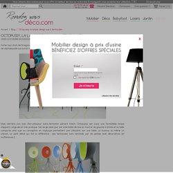 Blog - Octopussy, la lampe design aux 6 tentacules