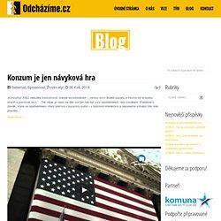 Odcházíme.cz » Blog