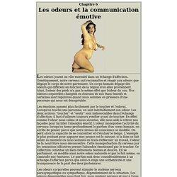 Les odeurs et la communication émotive