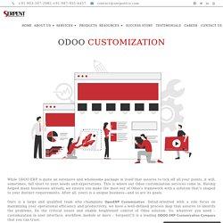 Odoo Customization,Odoo ERP Customization -SerpentCS Odoo Gold Partner