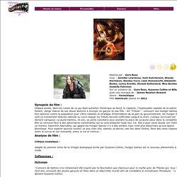 L'odyssée du cinéma : Hunger games de Gary Ross