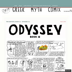 The Odyssey, Book 12 – Episode 0.1