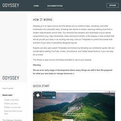 Odyssey.js · Documentation
