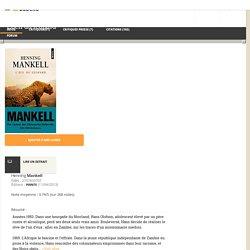 L'oeil du léopard - Henning Mankell