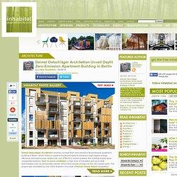 Deimel Oelschläger Architekten Unveil Daylit Zero-Emission Apartment Building in Berlin