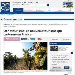 Oenotourisme: Le nouveau tourisme qui cartonne en France