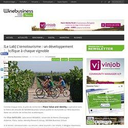 L'œnotourisme : un développement spécifique à chaque vignoble - WBNews