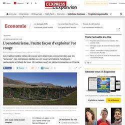 Le business du vin : L'oenotourisme, l'autre façon d'exploiter l'or rouge - L'Express L'Expansion