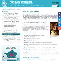 Zoom sur l'oenotourisme - TOURISME & TERRITOIRES