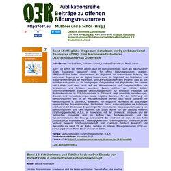 OER Publikationsreihe (Ebner/Schön)