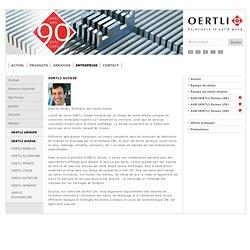 SUISSE | OERTLI Outils SA