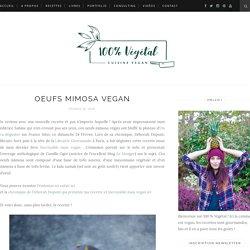 Oeufs mimosa vegan