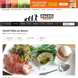 Oeufs Paléo au Bacon