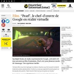 """Film. """"Pearl"""", le chef-d'œuvre de Google en réalité virtuelle"""