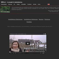 Wela - Installations lumineuses