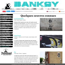 Banksy Art - Oeuvres d'art