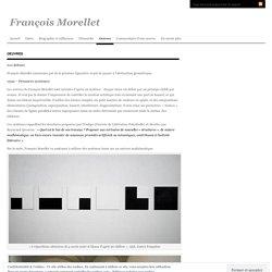 François Morellet