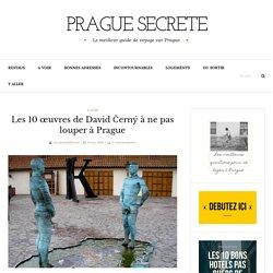 Les 10 œuvres de David Černý à ne pas louper à Prague